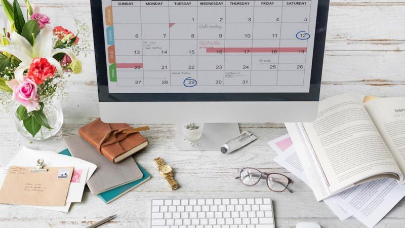 Home Property Agents Blog Banner 7 beautiful colourful ways to stay organised at home